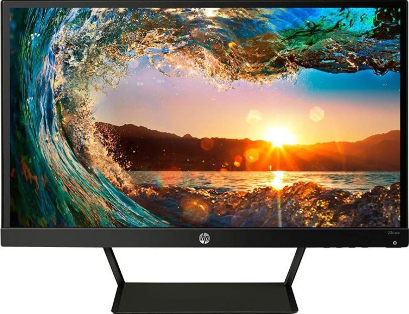 HP Pavilion 22CWA Full HD IPS LED Monitor